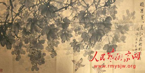 朱念祖美术作品欣赏